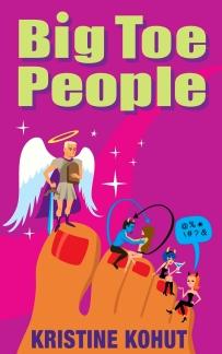 Big Toe People Cover