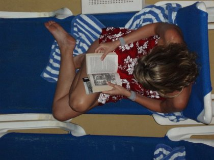 How God called me to write novels...reading The Neverending Story on our honeymoon
